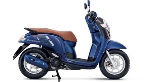Motor Scoopy Terbaru 2016 by Motor Honda Scoopy Terbaru Tahun 2018