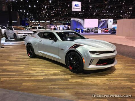 chevy introduces  special edition redline models
