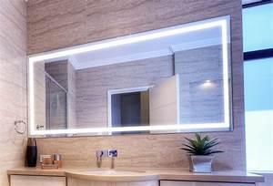 Miroir Salle De Bain Bluetooth : hauteur miroir salle de bain hauteur miroir salle de ~ Dailycaller-alerts.com Idées de Décoration