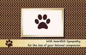 condolences for loss of pet printable sympathy cards for pets pet sympathy cards