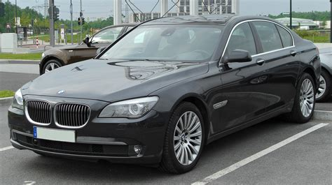 2015 Bmw 7er (f01f02)  Pictures, Information And Specs