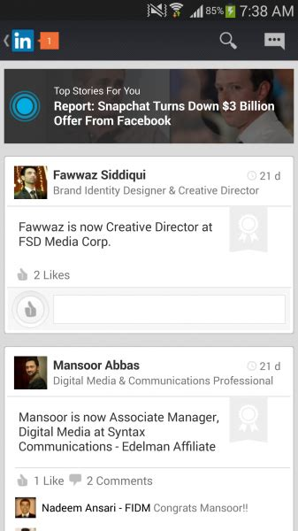 linkedin 3 2 2 apk for android now android urdu