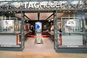 Tag Heuer opens biggest UK store in Sheffield - Retail Gazette