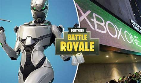 fortnite news exclusive xbox  eon skin release date