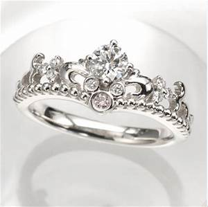 fabulous disney inspired wedding rings perfect for a With disney wedding engagement rings