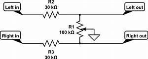 Amplifier - Audio Balance Control