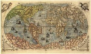ANCIENT WORLD MAP Online world map