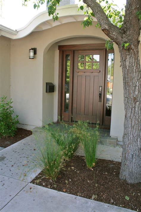 Cottage Style Front Doors Exterior Traditional With Board