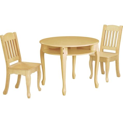 windsor table and chairs teamson kids windsor round 3 pc table and chair set
