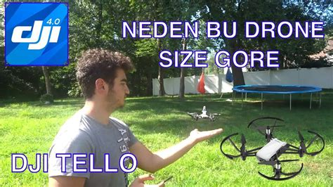 We did not find results for: DJI TELLO DETAYLI İNCELEME - YouTube