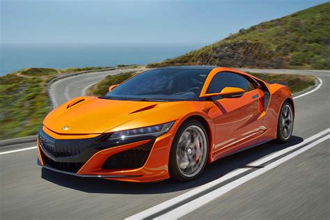 2019 honda nsx is sharper to drive greener and more