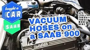Rough Idle  Saab C900  Or Classic  Vacuum Lines Position