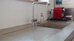 Küche Aus Beton : sp lbecken beton m bel design idee f r sie ~ Sanjose-hotels-ca.com Haus und Dekorationen