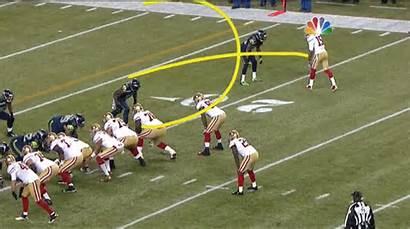 Seattle Defense Seahawks 49ers Football Incomplete Goal