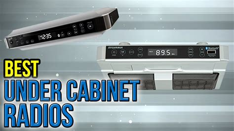 kitchen cabinet radio 6 best cabinet radios 2017 6343