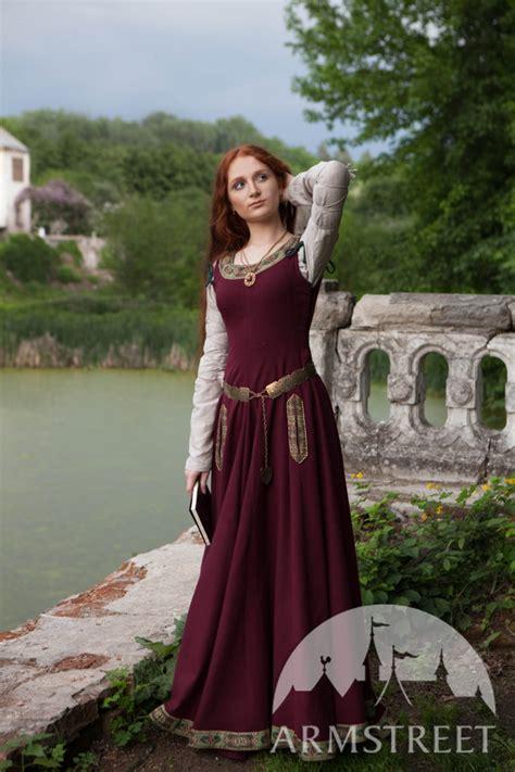 fantasie mittelalter kleid sansa vorhanden