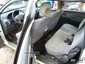 1992 Mitsubishi Space Wagon 1800 Glxi 4x4 Wheel Drive 7