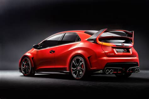 Honda Civic Type R Picture by 2014 Honda Civic Type R Concept Gallery 544699 Top Speed