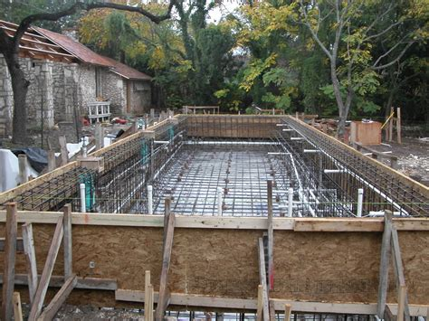 Brad Sharpe Pools  Our Construction Process