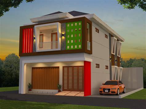 desain rumah ruko minimalis  lantai rumah desain minimalis