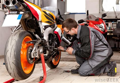 motocross bike repairs what are the different types of mechanic schools