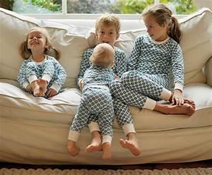 Sweet pyjamas from OM Home Babyccino Kids: Daily tips