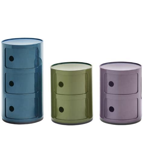 componibili kartell storage unit   cm milia shop