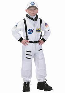 Kids Astronaut NASA Costume - Child Halloween NASA ...