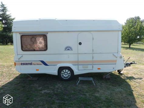 canape occasion particulier caravane pliante esterel top volume 39b occasion