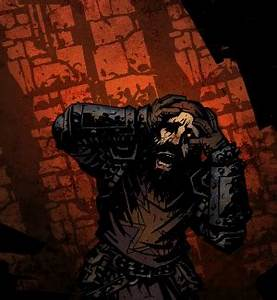 Quattro eroi deboli e spaventati in Darkest Dungeon