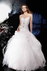 robe de mariee sirene brodee de cristaux swarovski With marque de robe de luxe