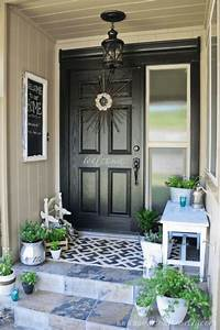 Fabulous, Diy, Front, Porch, Planter, Ideas, To, Brighten, Up, Your, House
