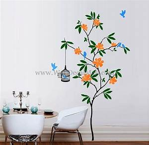 great flower wall decals home design 916 With beautiful flower decals for walls