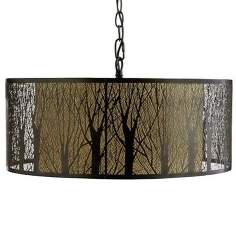 pier 1 imports lighting etched birches pendant light