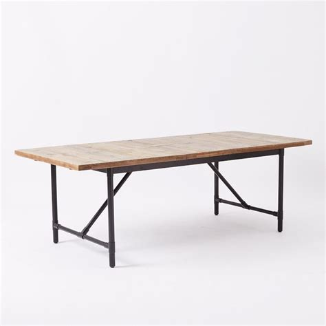 diy industrial dining table diy industrial dining table plans plans free