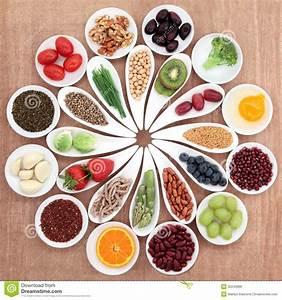Health Food Platter Royalty Free Stock Image - Image: 32243866