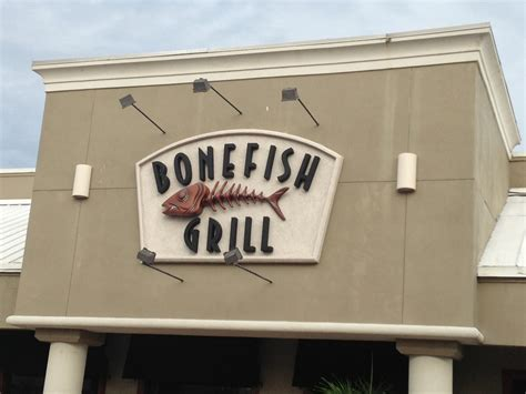 pastry chefs baking restaurant review bonefish grill