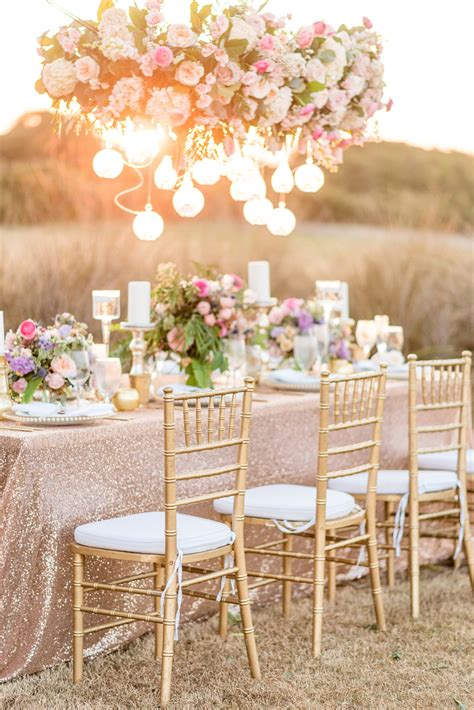 Pink And Purple Southern Glam Wedding Ideas Every Last Detail