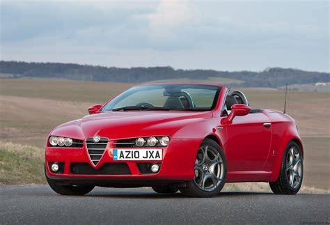 New Alfa Romeo Spider by 2011 Alfa Romeo Spider 1750 Tbi Launched In Australia