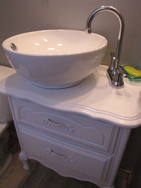 Chest Of Drawers Bathroom by Vintage Repurposed Chest Of Drawers Converted To