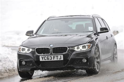 Bmw 330d Xdrive M Sport Touring Review  Pictures Auto