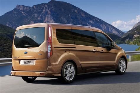 fiche technique ford tourneo connect
