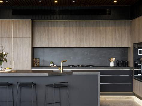 black  kitchen design architecture design