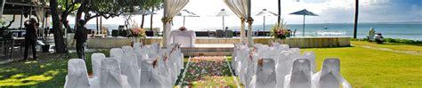 kuta hotel wedding packages bali wedding