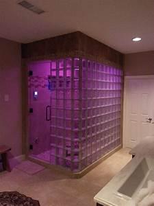 A, New, Glass, Block, Steam, Shower, Can, Add, A, Relaxing, Retreat