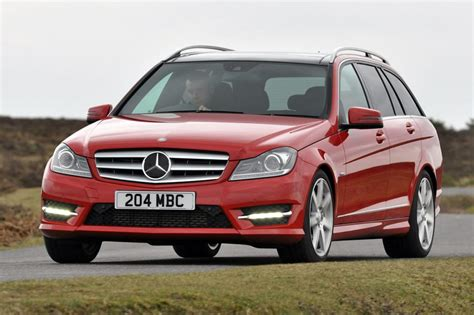 Mercedes C Class Estate Hd Picture by Mercedes C Class Estate 2008 2014 Pictures Carbuyer
