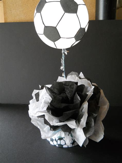 Table Decorations For Soccer Banquet  Soccer Decorations
