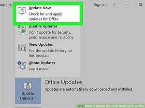How To Update Microsoft Word On Pc Or Mac  14 Steps