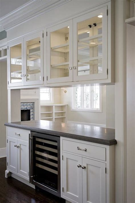 Lining Kitchen Cupboards by Cameo Homes Custom Pass Through Wall Dividing Living Room