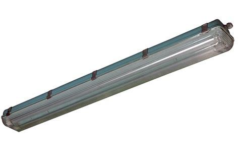 dimmable 46 watt vapor proof led light fixture for outdoor